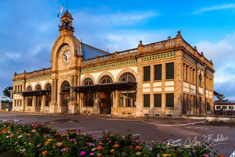 Soarano railway station