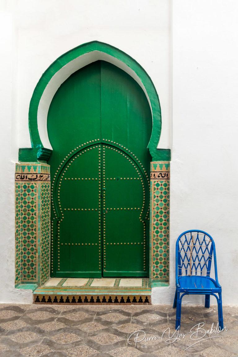 Door of the Mosque