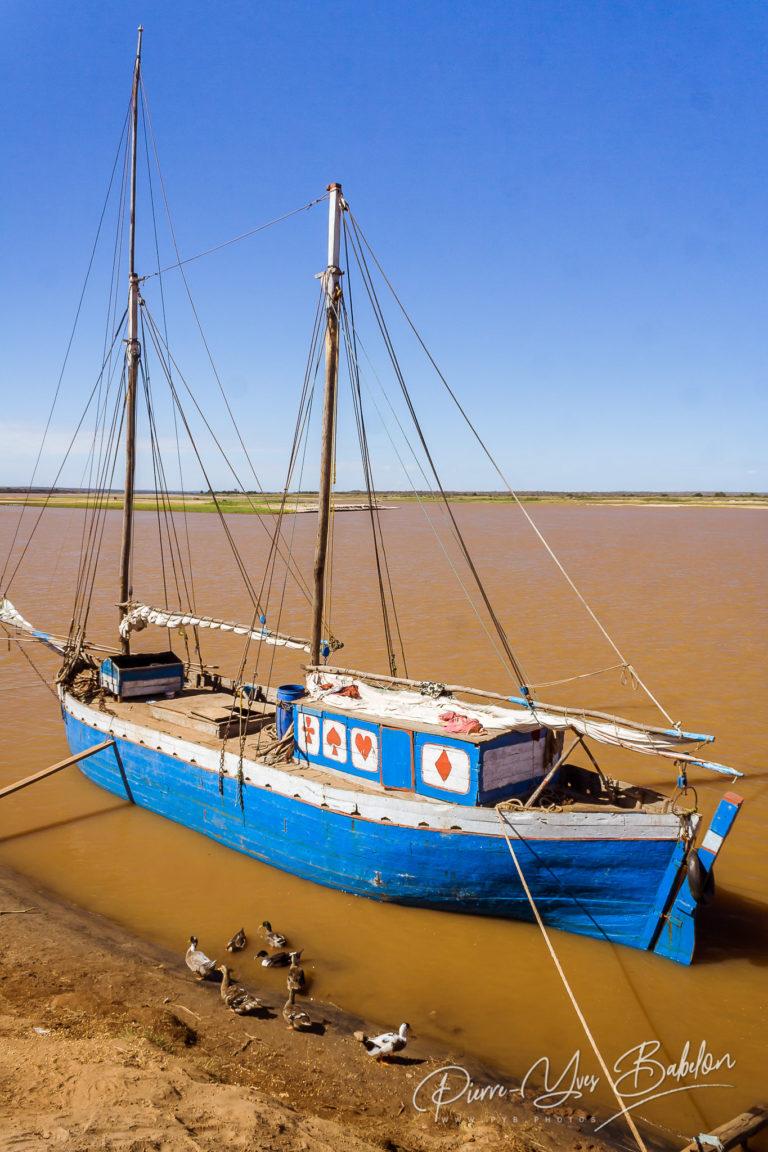 Malagasy schooner