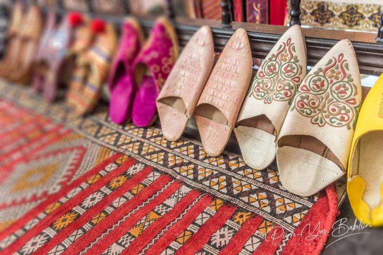 Arab slippers