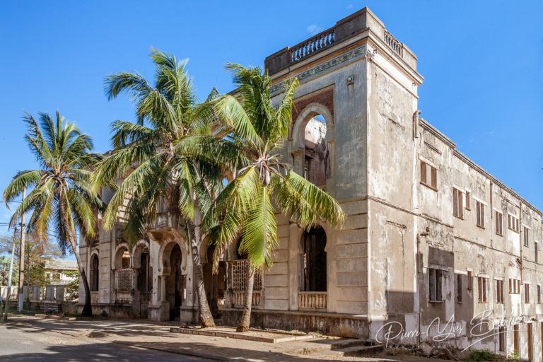 Vestige of colonial architecture