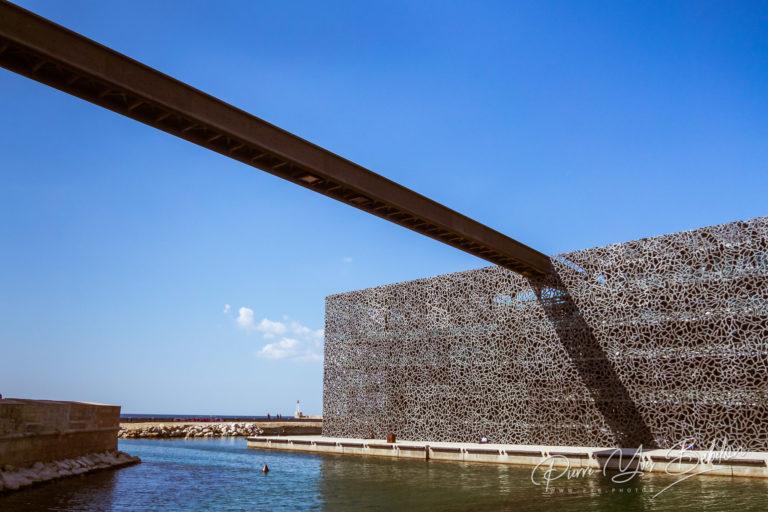 The MuCEM Museum of Marseille