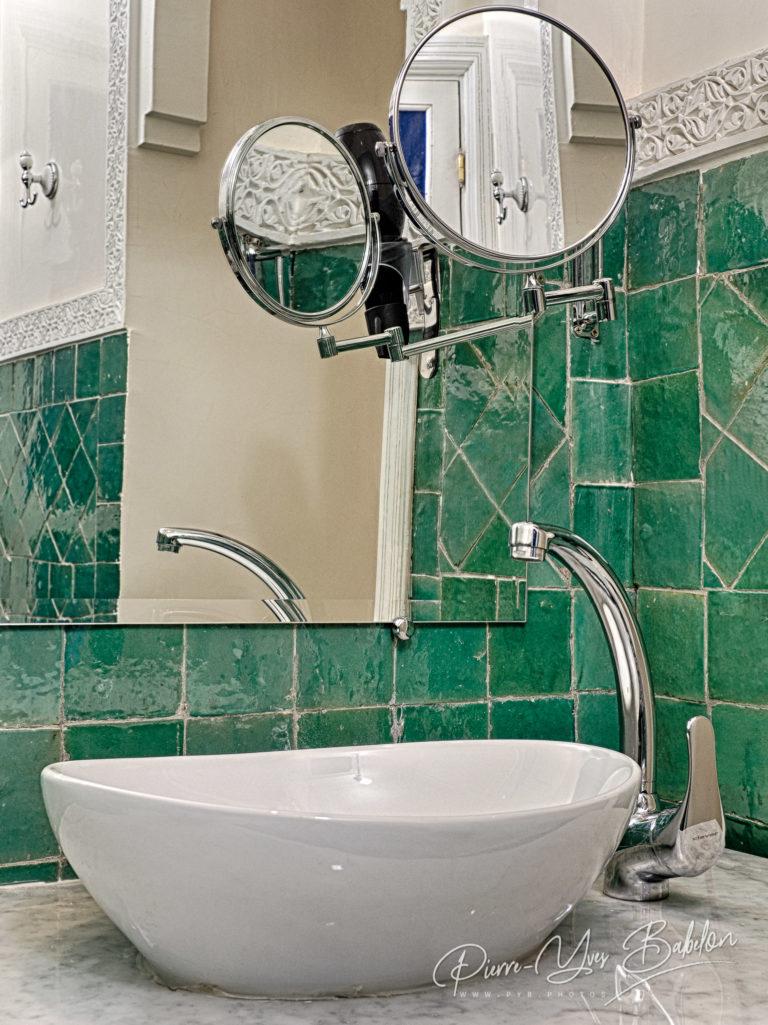Designed washbasin