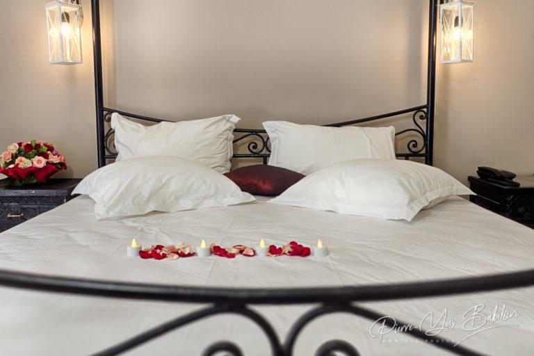 Deluxe doube hotel room