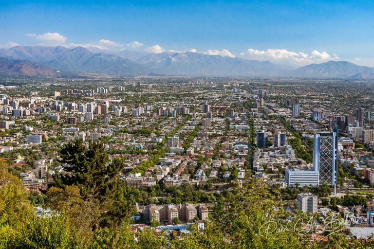 Santiago, capital de Chile