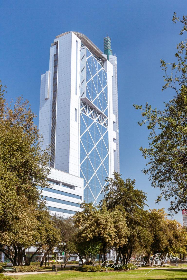 Telephone Tower of Santiago