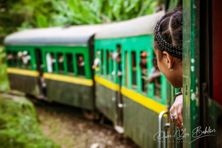 Fianarantsoa - East Coast train